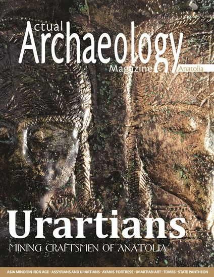 Picture of Actual Archaelogy: URARTIANS
