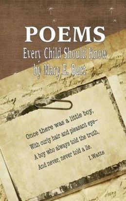 Picture of POEMS, Every Child Should Know  (Paperback)